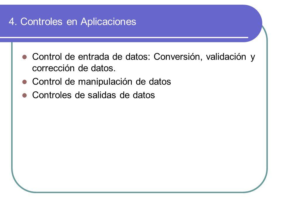 4. Controles en Aplicaciones