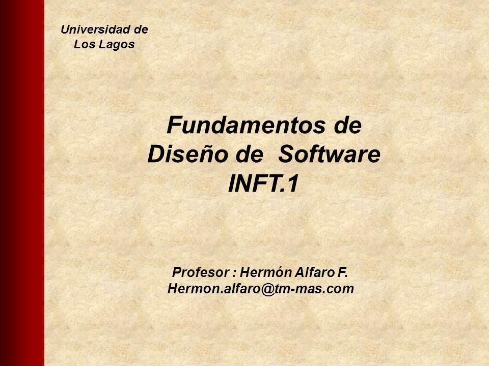 Fundamentos de Diseño de Software INFT.1