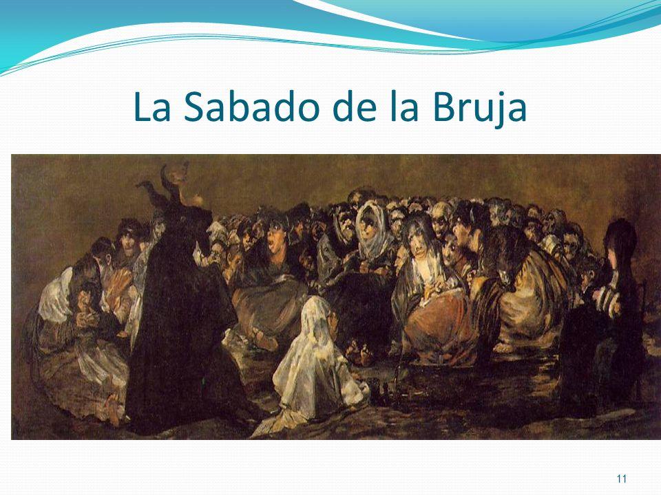 La Sabado de la Bruja