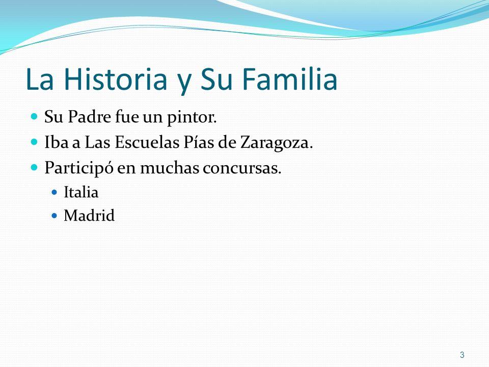 La Historia y Su Familia