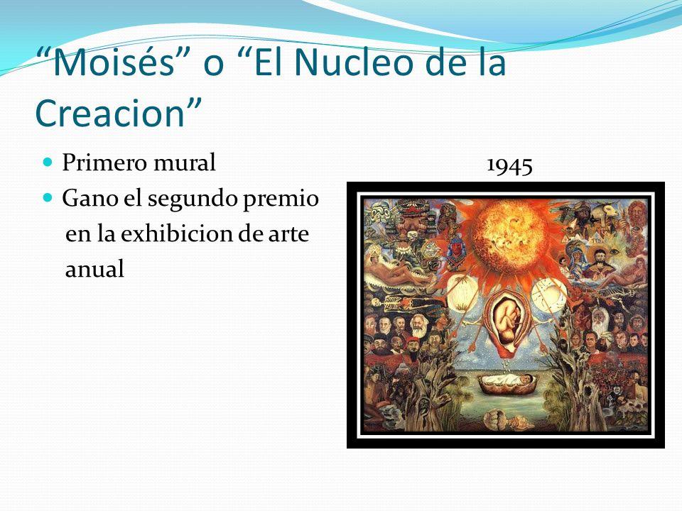 Moisés o El Nucleo de la Creacion