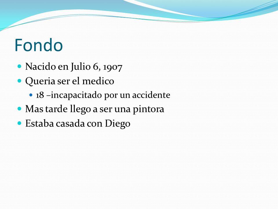 Fondo Nacido en Julio 6, 1907 Queria ser el medico