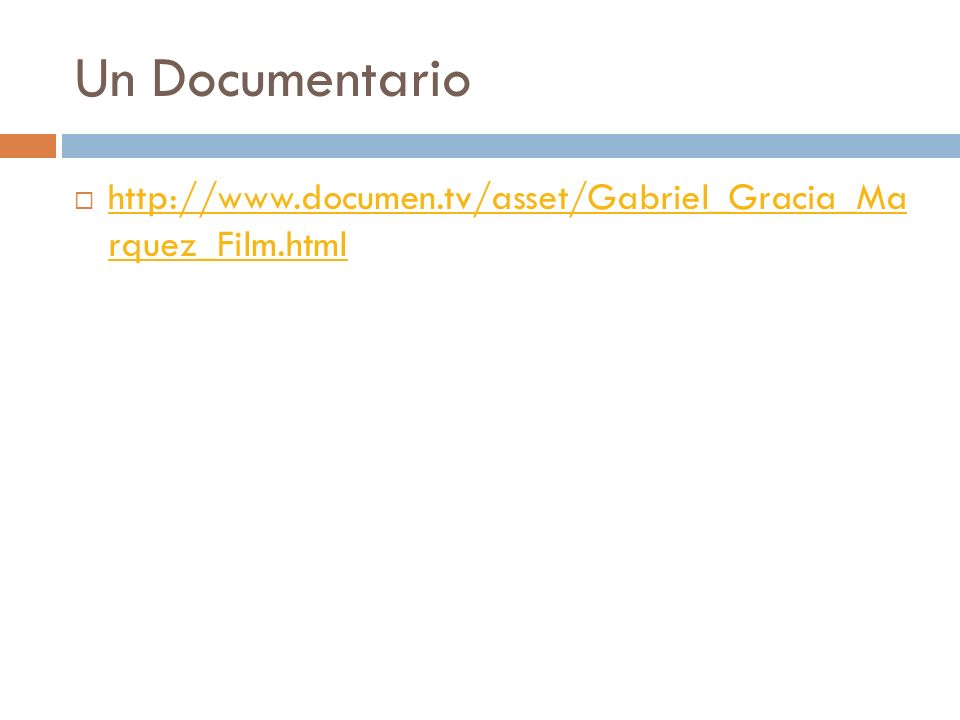Un Documentario   rquez_Film.html
