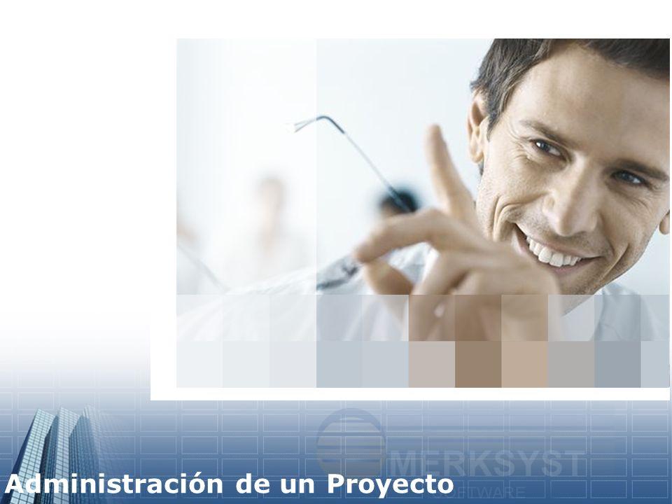 Administración de un Proyecto