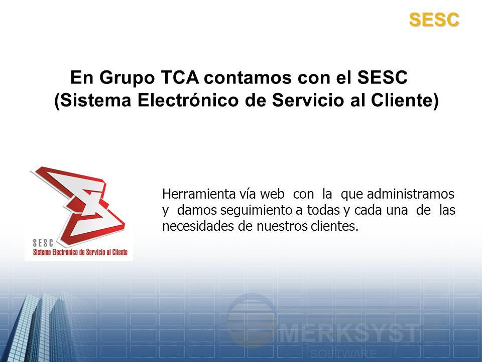 (Sistema Electrónico de Servicio al Cliente)