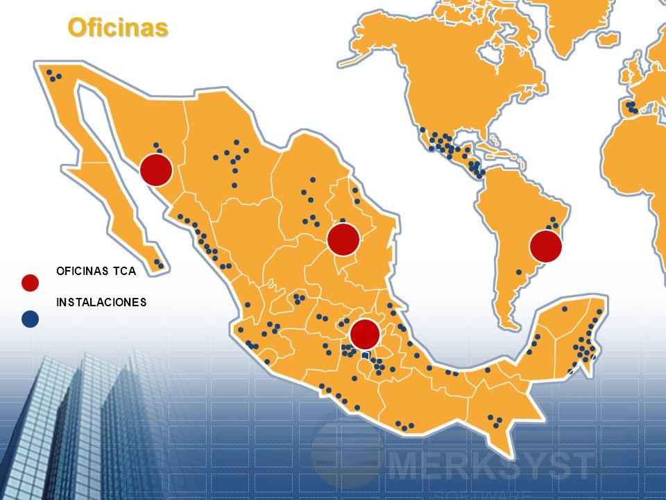 Oficinas OFICINAS TCA INSTALACIONES