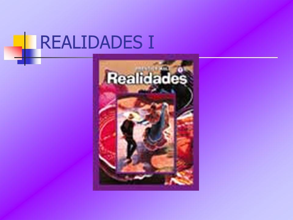 REALIDADES I