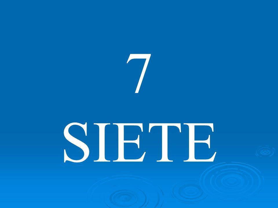 7 SIETE