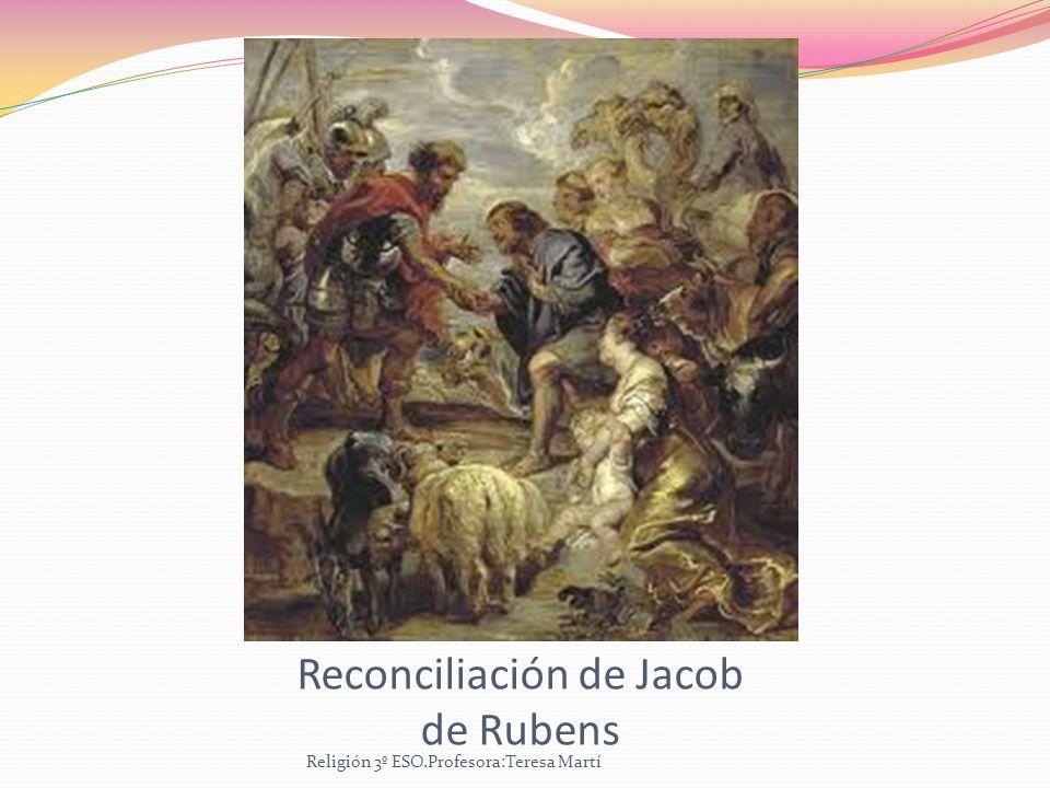 Reconciliación de Jacob de Rubens