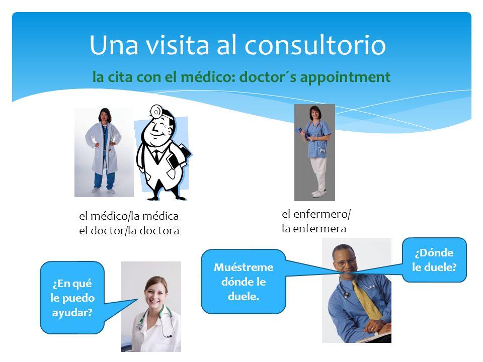 Una visita al consultorio
