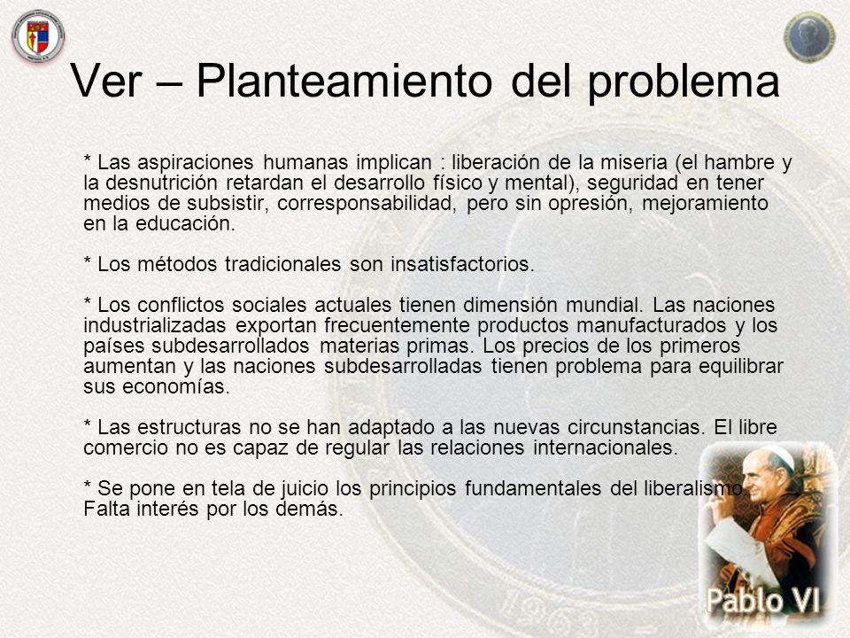 Ver – Planteamiento del problema