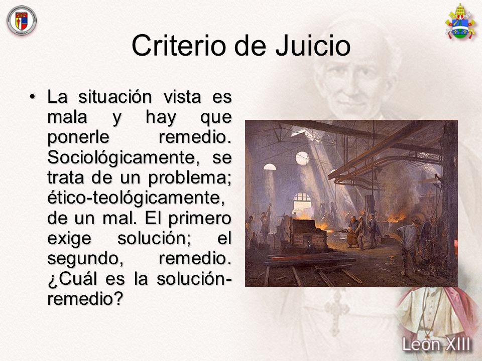 Criterio de Juicio