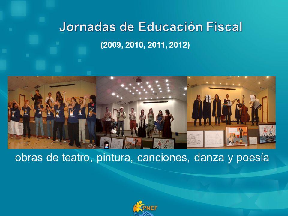 Jornadas de Educación Fiscal