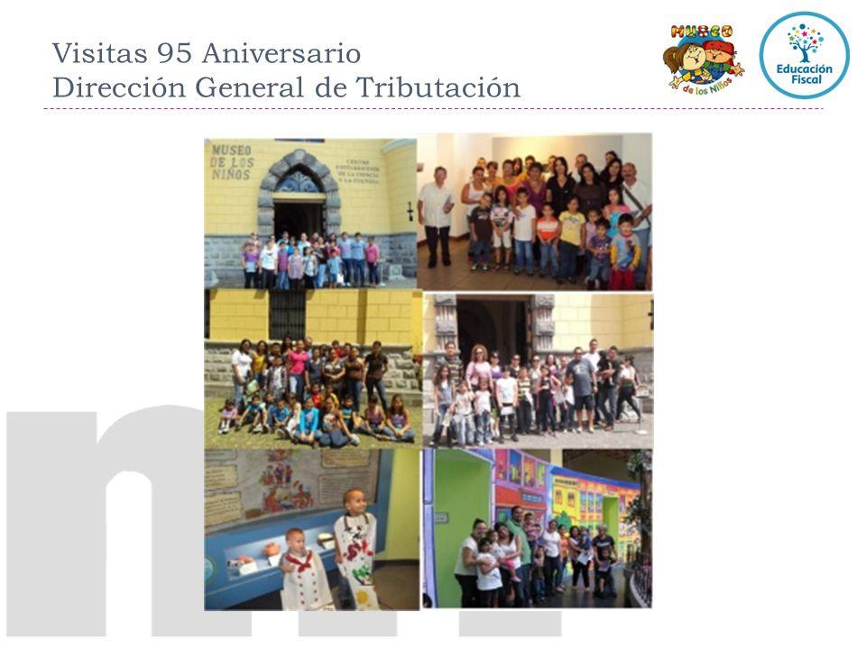 Visitas 95 Aniversario Dirección General de Tributación