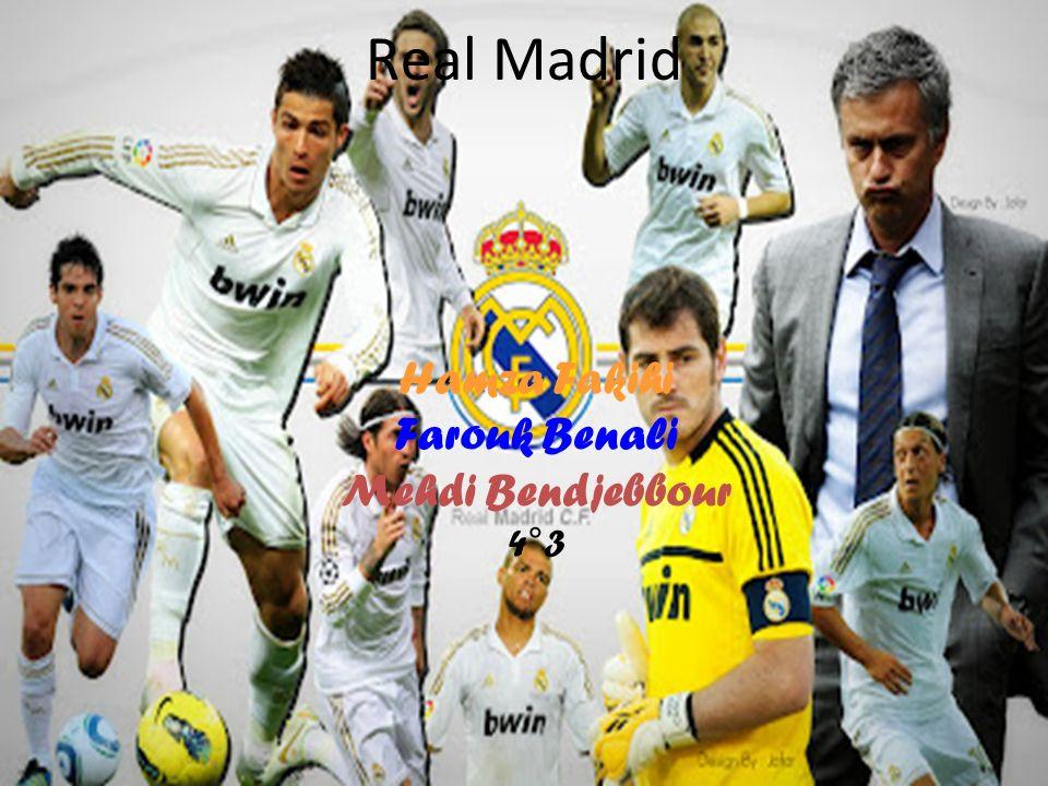 Real Madrid Hamza Fakihi Farouk Benali Mehdi Bendjebbour 4°3