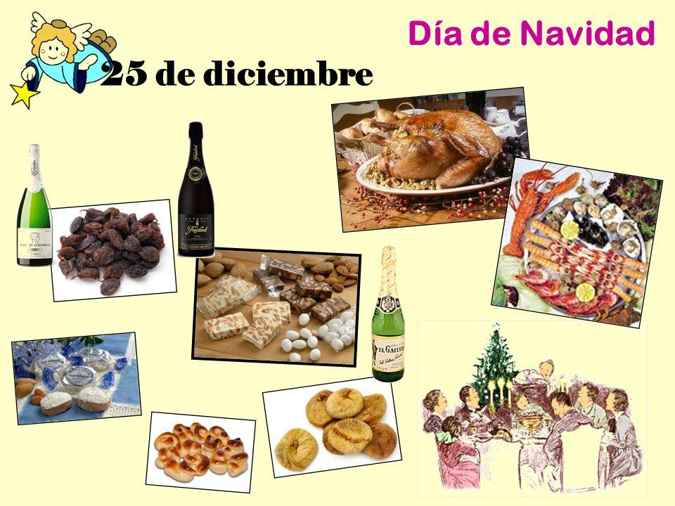 Día de Navidad 25 de diciembre