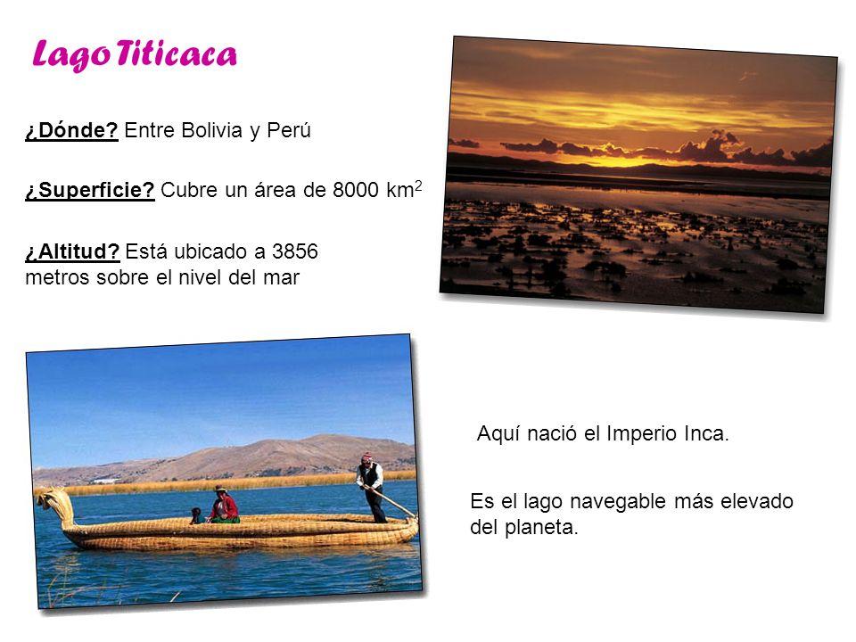 Lago Titicaca ¿Dónde Entre Bolivia y Perú