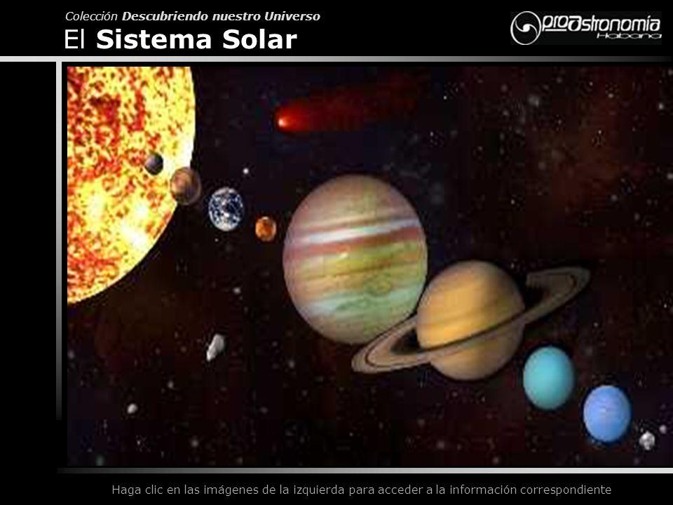 El Sistema Solar Colección Descubriendo nuestro Universo