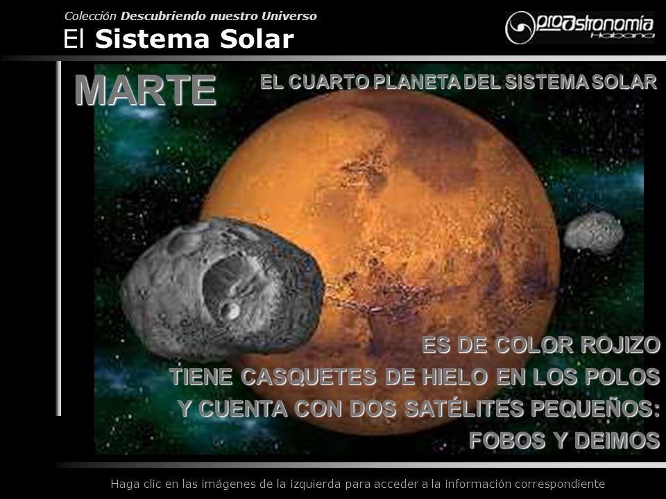 EL CUARTO PLANETA DEL SISTEMA SOLAR