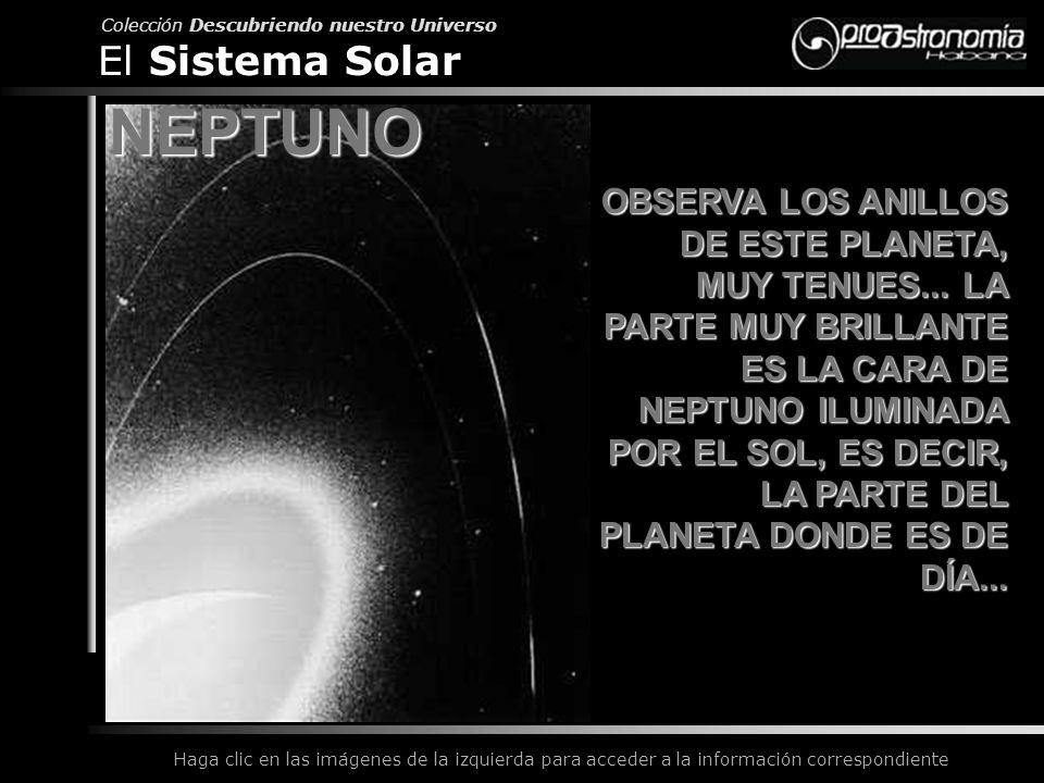 NEPTUNO El Sistema Solar