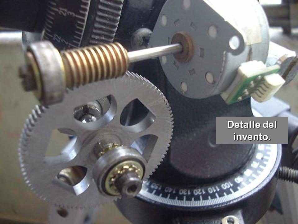 Detalle del invento.