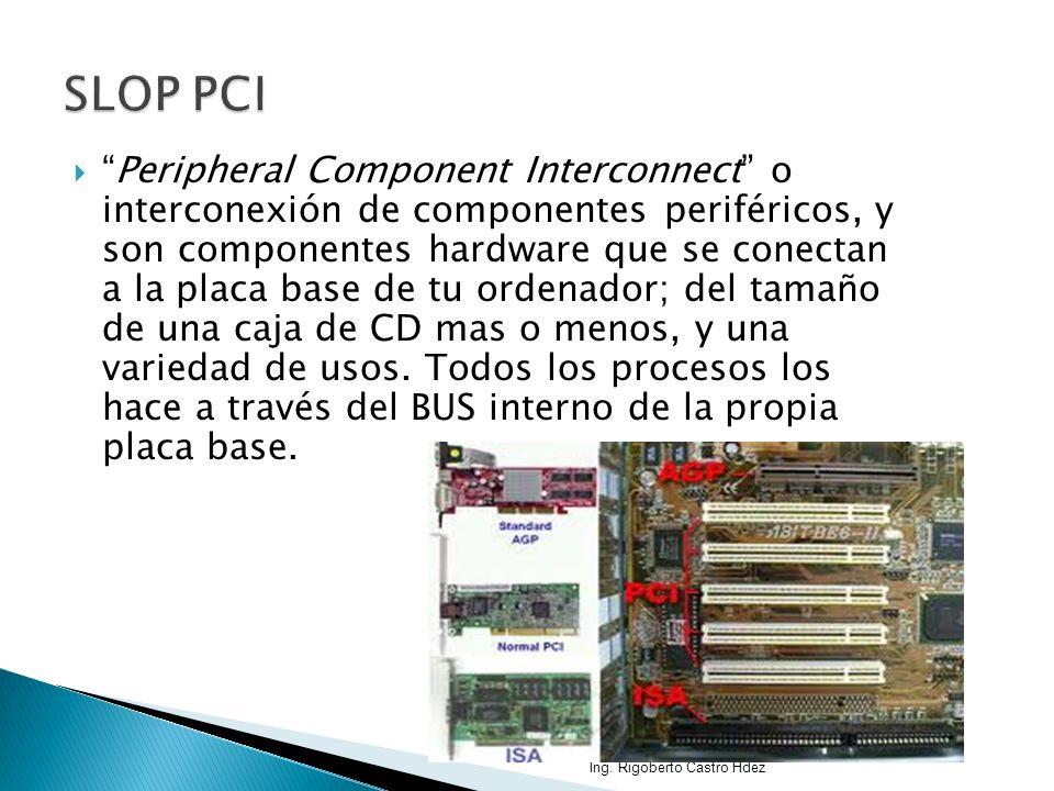 SLOP PCI