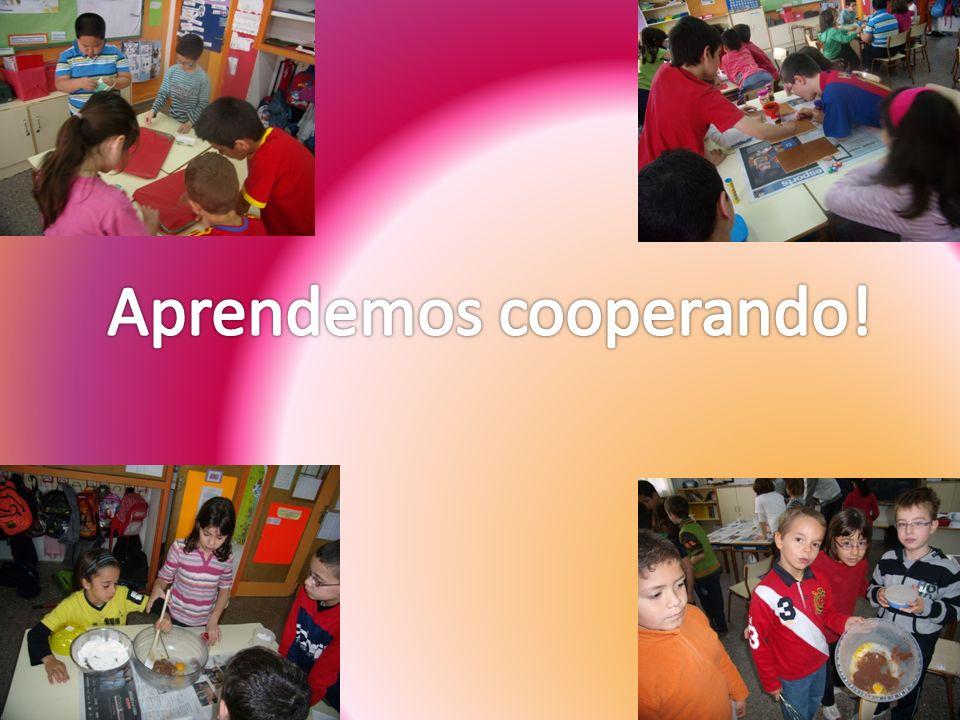 Aprendemos cooperando!