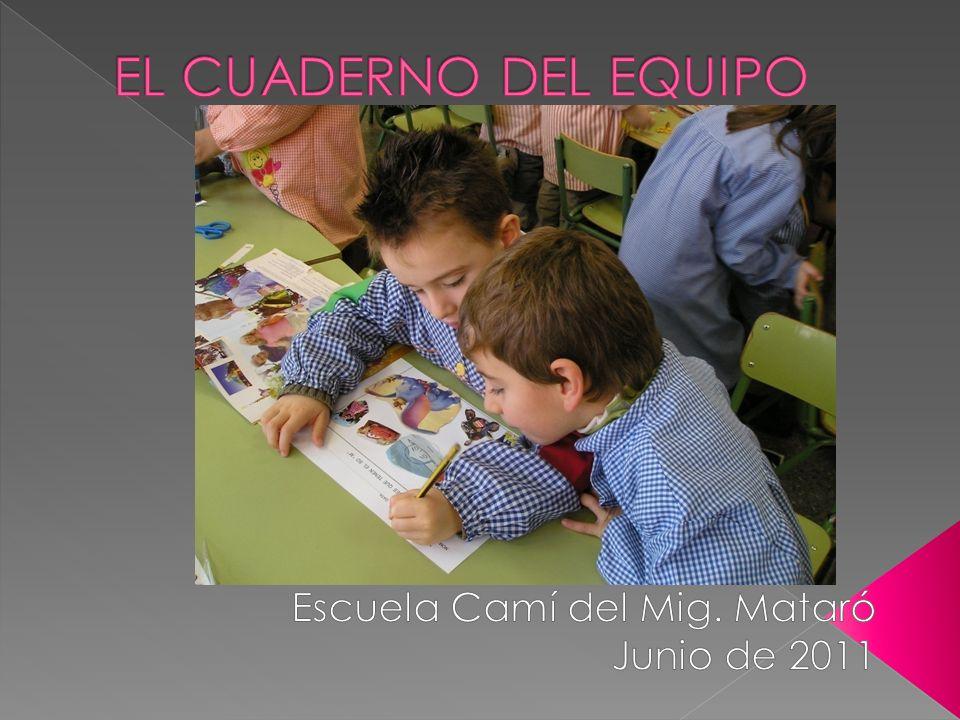 Escuela Camí del Mig. Mataró Junio de 2011