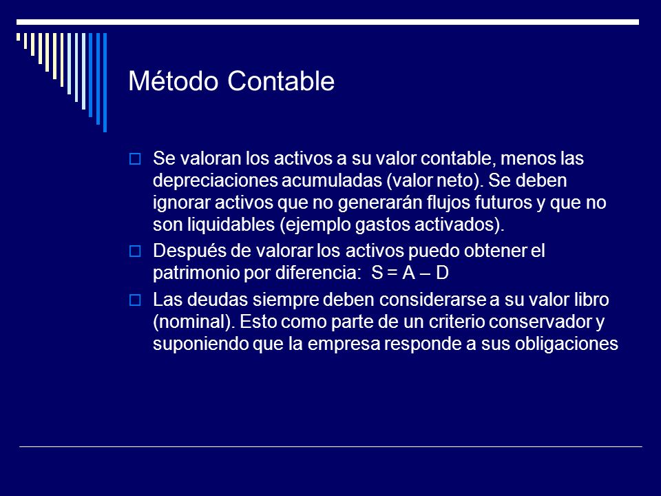 Método Contable