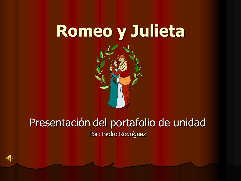 Presentación del portafolio de unidad Por: Pedro Rodríguez