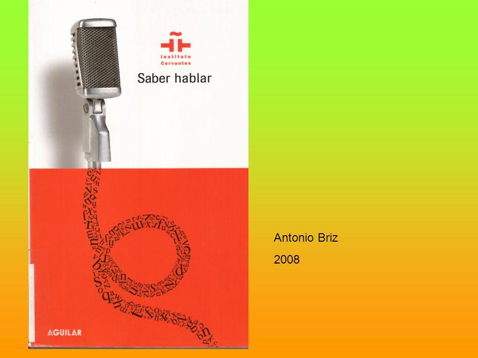 Antonio Briz 2008