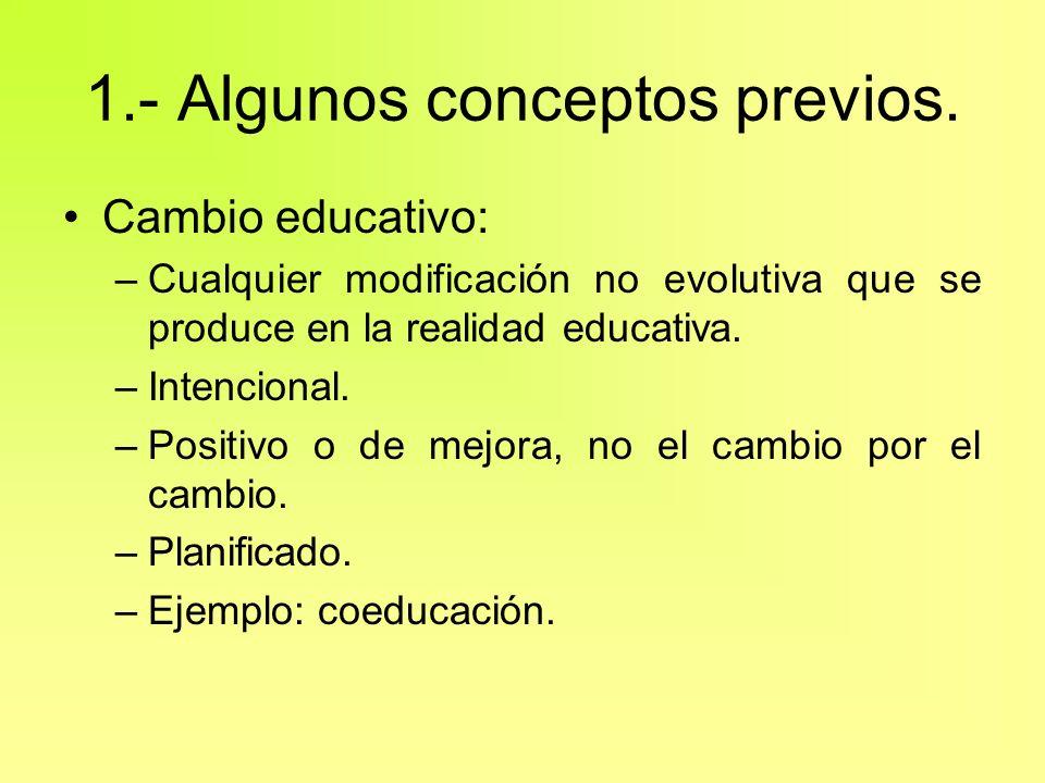 1.- Algunos conceptos previos.