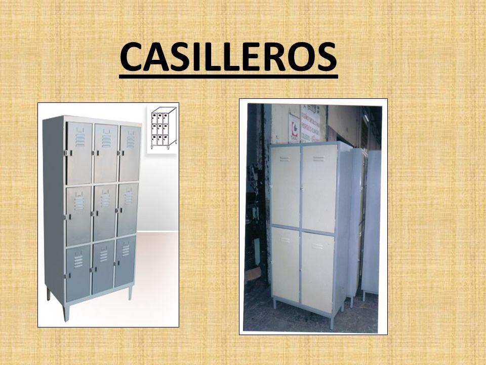 CASILLEROS
