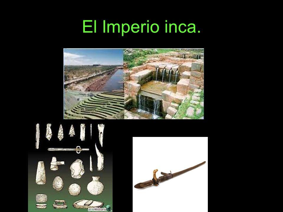 El Imperio inca.
