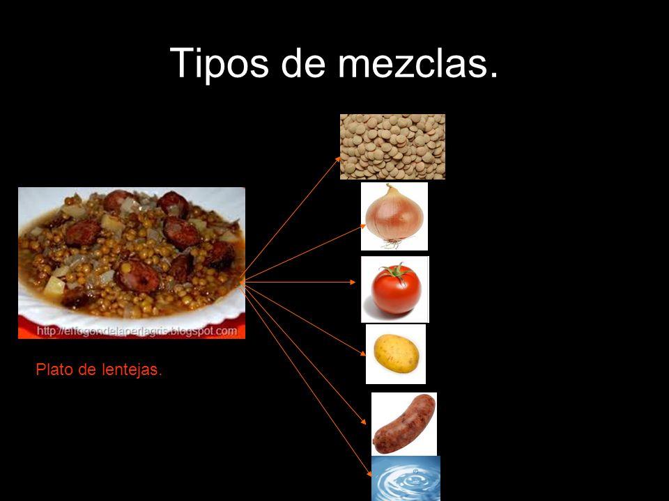 Sustancias puras y mezclas ppt video online descargar for Tipos de platos