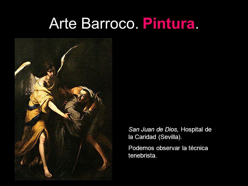 Arte Barroco. Pintura. San Juan de Dios, Hospital de la Caridad (Sevilla).