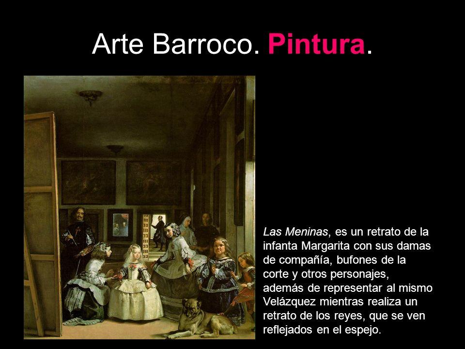 Arte Barroco. Pintura.