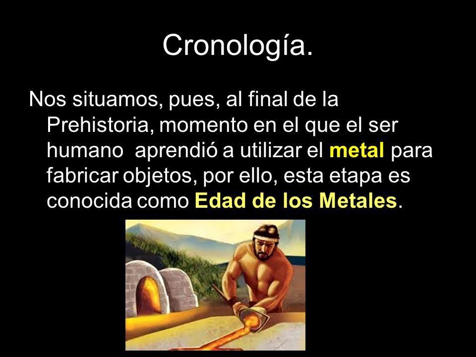 Cronología.