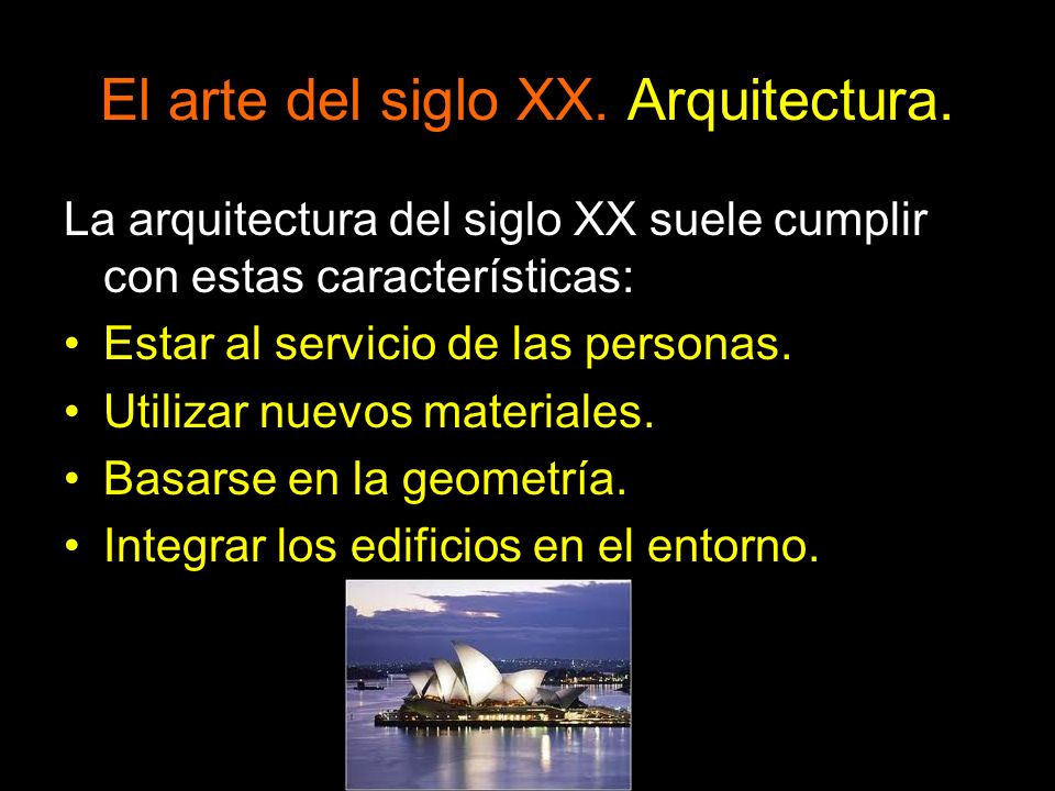 El siglo xx y el mundo actual ppt video online descargar Arquitectura del siglo 20 wikipedia