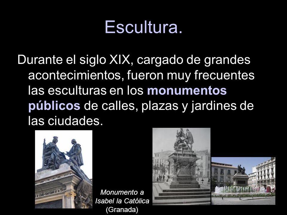 Monumento a Isabel la Católica (Granada)