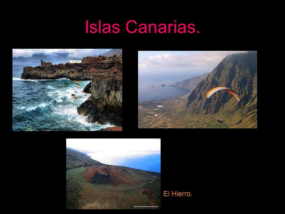 Islas Canarias. El Hierro.