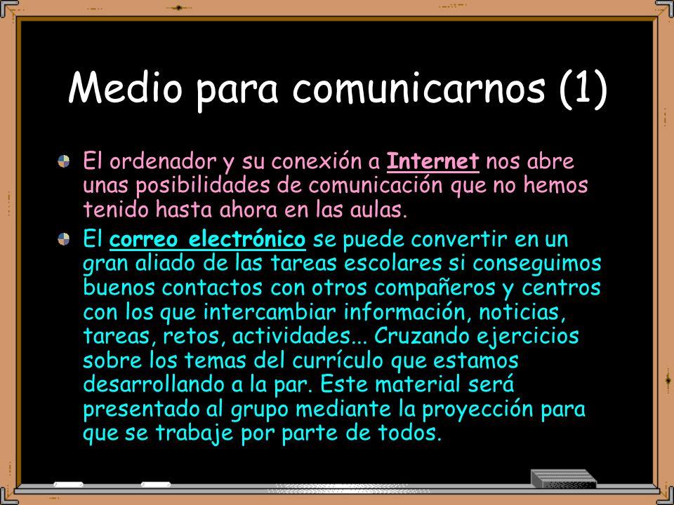 Medio para comunicarnos (1)