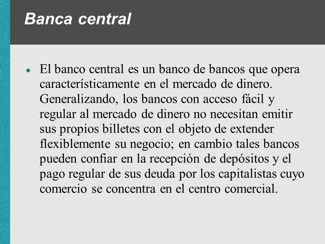 Banca central