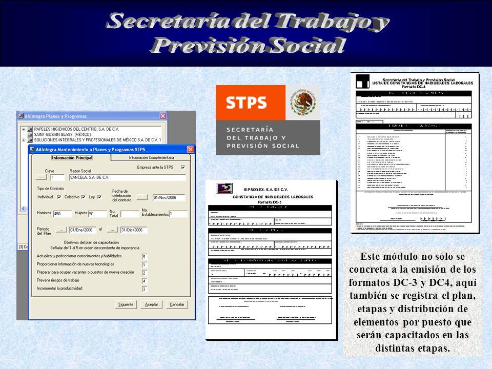 Secretaría del Trabajo y