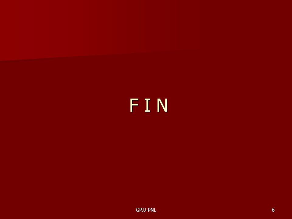 F I N GPJJ-PNL