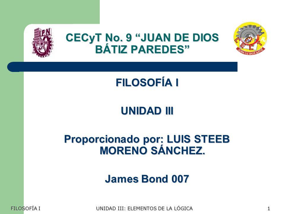 CECyT No. 9 JUAN DE DIOS BÁTIZ PAREDES