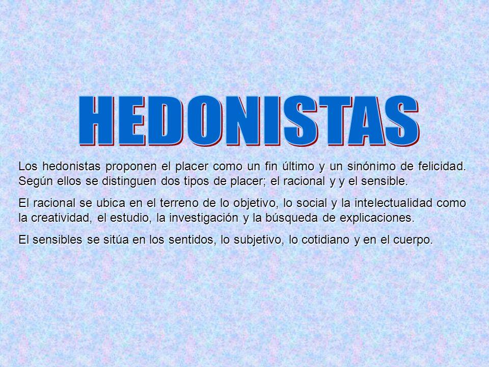 HEDONISTAS