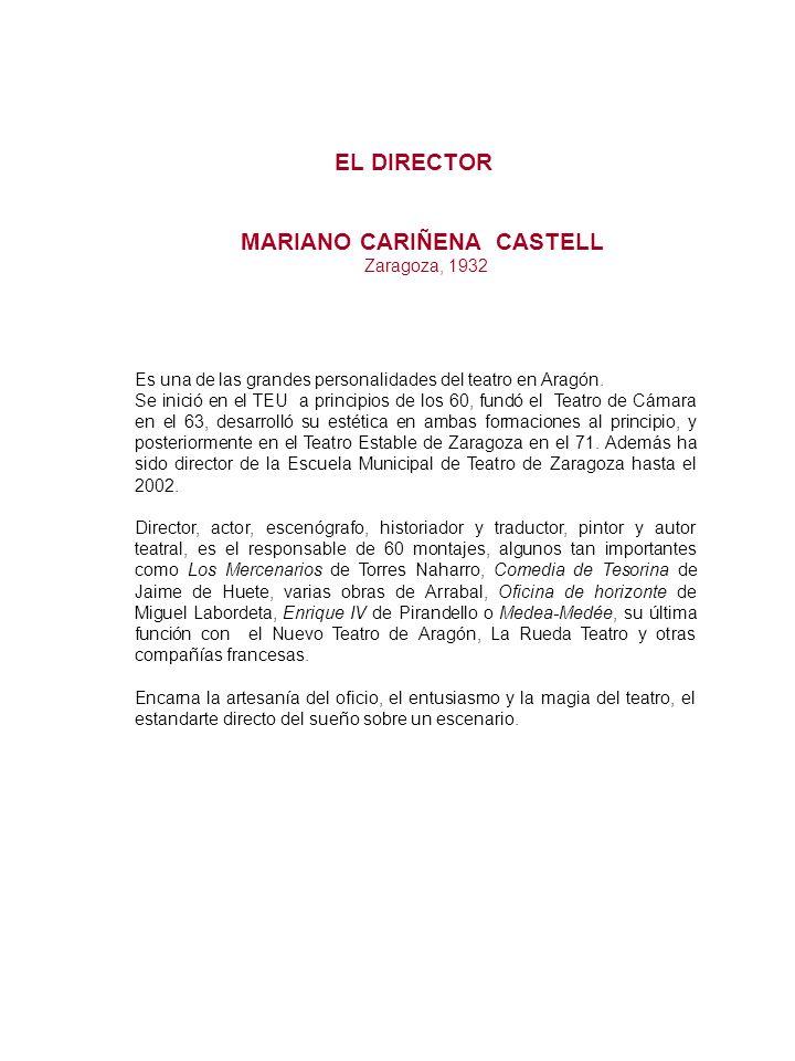 MARIANO CARIÑENA CASTELL