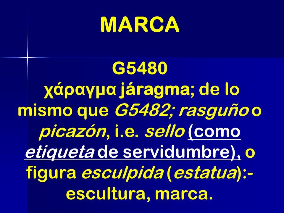 MARCA G5480.