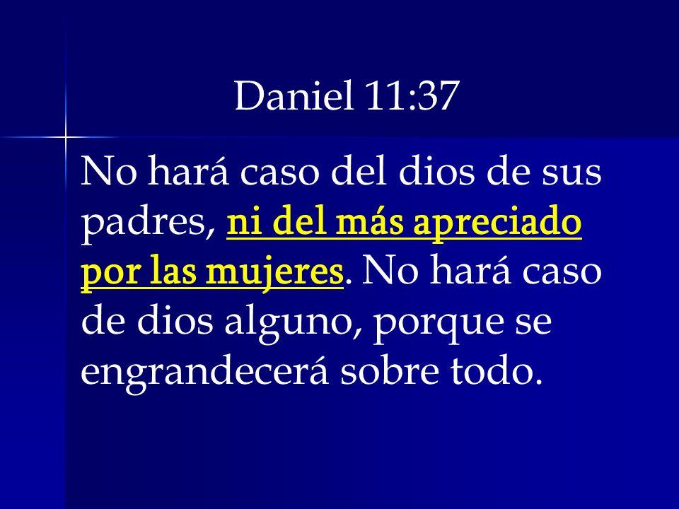 Daniel 11:37